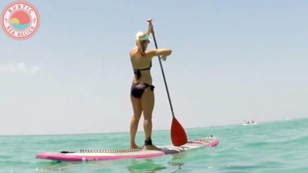 Paddle Board Ankle Leash